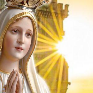 Maria nossa Mãe – Maria Passa na frente!