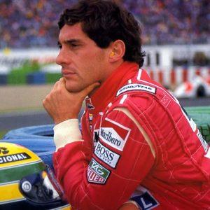 Roberio de Ogum acerta de novo: Morte de Ayrton Senna