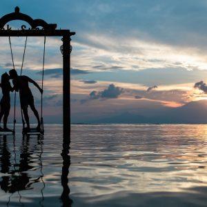 MENSAGEM DE OTIMISMO: O TEMPO É COMO UM RIO