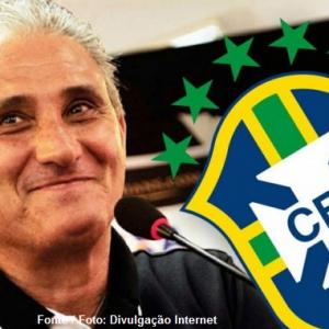 Roberio de Ogum acerta de novo, cravou: Tite, novo Técnico da Seleção Brasileira!