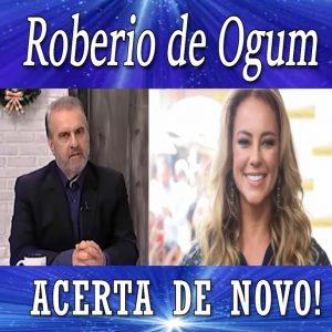 ROBERIO DE OGUM ACERTA DE NOVO: ANO POSITIVO PARA PAOLA DE OLIVEIRA