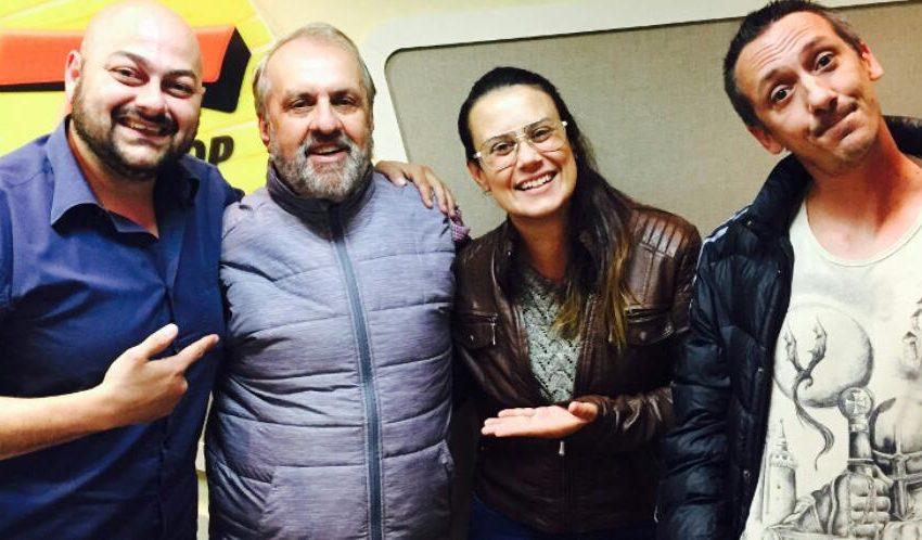 Roberio de Ogum faz Previsões e atendimento na Rádio Transamérica