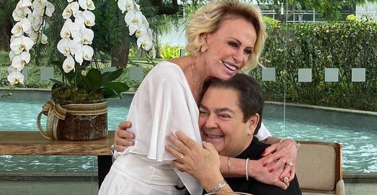 ROBERIO DE OGUM ACERTOU: FAUSTÃO E ANA MARIA QUEREM DESCANSAR