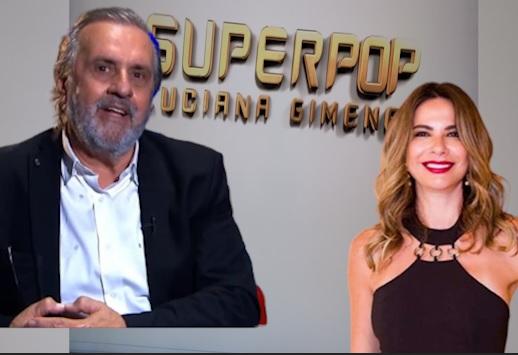 Roberio de Ogum participa do programa SuperPop