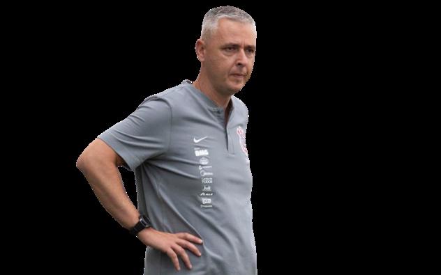 Roberio de Ogum acerta de novo: Tiago Nunes não é mais técnico do Corinthians.