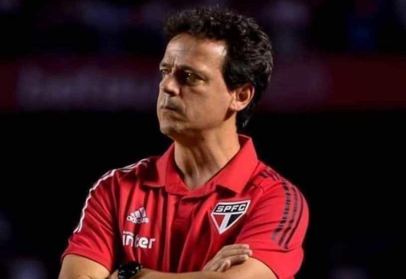 Roberio de Ogum acerta de novo: Fernando Diniz é demitido do São Paulo F.C.