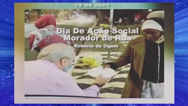 """Dia de Ação Social: """"Moradores de Rua"""""""