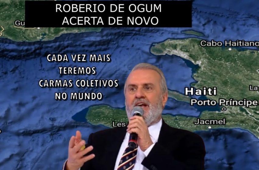 ROBERIO DE OGUM ACERTA DE NOVO: CARMAS COLETIVOS ESTÃO ACONTECENDO CADA VEZ MAIS