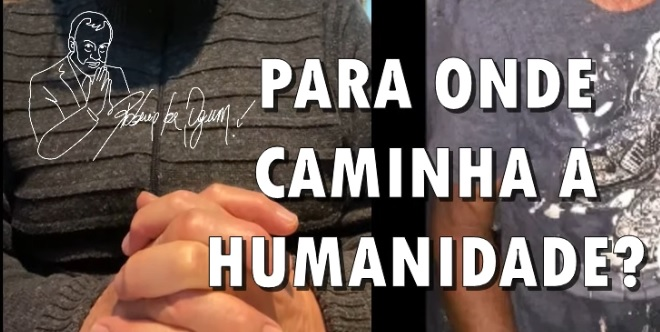 PARA ONDE CAMINHA A HUMANIDADE?