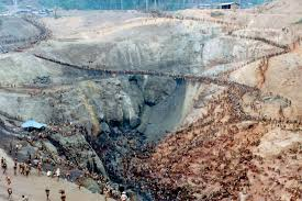 Roberio de Ogum previu aumento de produtividade na região de Serra Pelada a acertou!