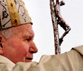 Roberio de Ogum prevê morte de Papa João Paulo II