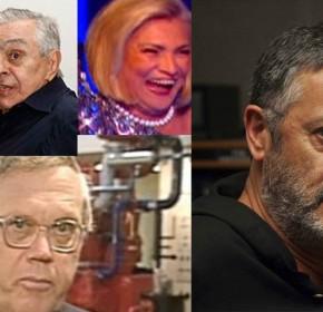 Roberio de Ogum acerta de Novo! Previu na revista Isto É. Previsões para  2012, que morreriam três grandes comunicadores brasileiros.