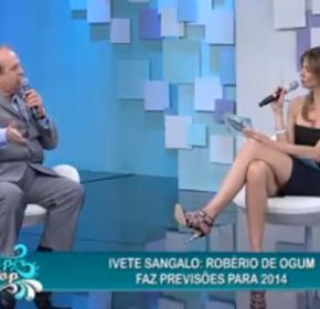 RedeTV!| Vidente faz previsões para Ivete Sangalo em 2014