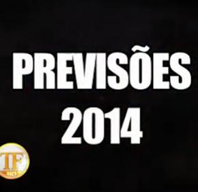 Previsões Acertadas 2014 – O Ano nem bem começou e Roberio de Ogum Acerta Com Luan Santana, Anita e Iris,Iris Stefanelli