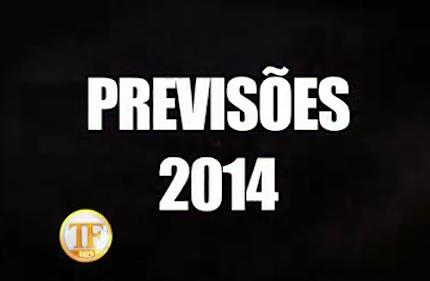 previsões 2014