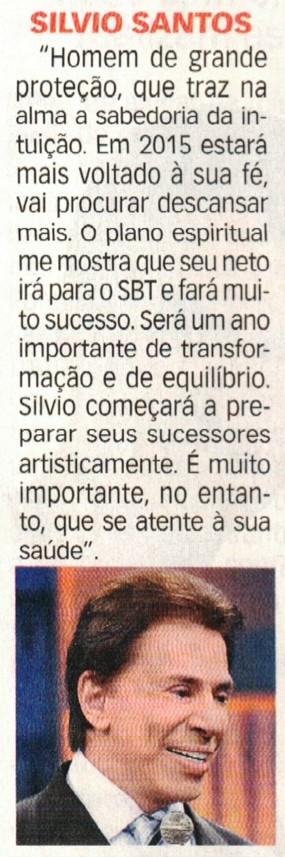 3- Silvio Santos