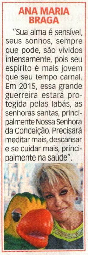 4- Ana Maria Braga