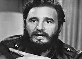 Roberio de Ogum acerta de novo: morre Fidel Castro