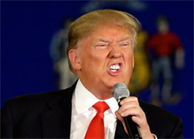 Roberio de Ogum acerta de novo: Trump presidente dos EUA