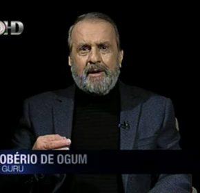ROBERIO DE OGUM ESTREIA PROGRAMA O GURU