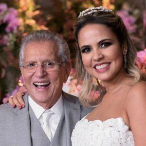 ROBERIO DE OGUM ACERTA DE NOVO: CARLOS ALBERTO DE NÓBREGA ENCONTRA SUA ALMA GÊMEA E SE CASAM
