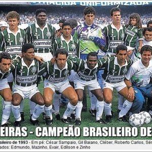Roberio de Ogum previu e acertou: Palmeiras campeão