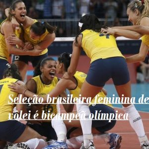 Roberio de Ogum previu que o vôlei brasileiro obteria título internacional importante