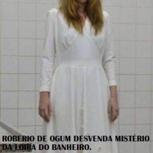 ROBERIO DE OGUM DESVENDA MISTÉRIO DA LOIRA DO BANHEIRO NO SBT