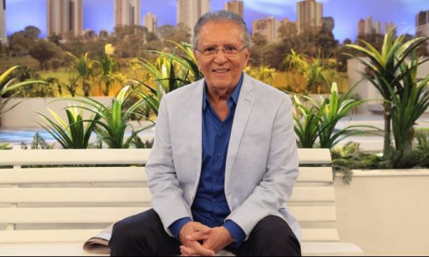Roberio de Ogum entrevista Carlos Alberto de Nóbrega
