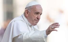 Roberio de Ogum acertou!  Papa não celebrará missa de fim de Ano