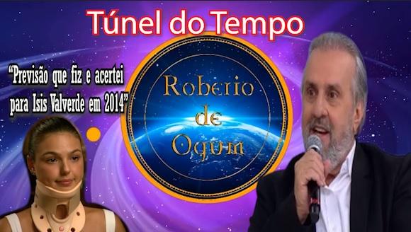 """Túnel do Tempo: """"A previsão que fiz e acertei para Isis Valverde em 2014."""""""