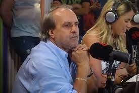 Robério de Ogum no Panico Rádio Jovem Pan. 27/01/2015 faz Previsões.